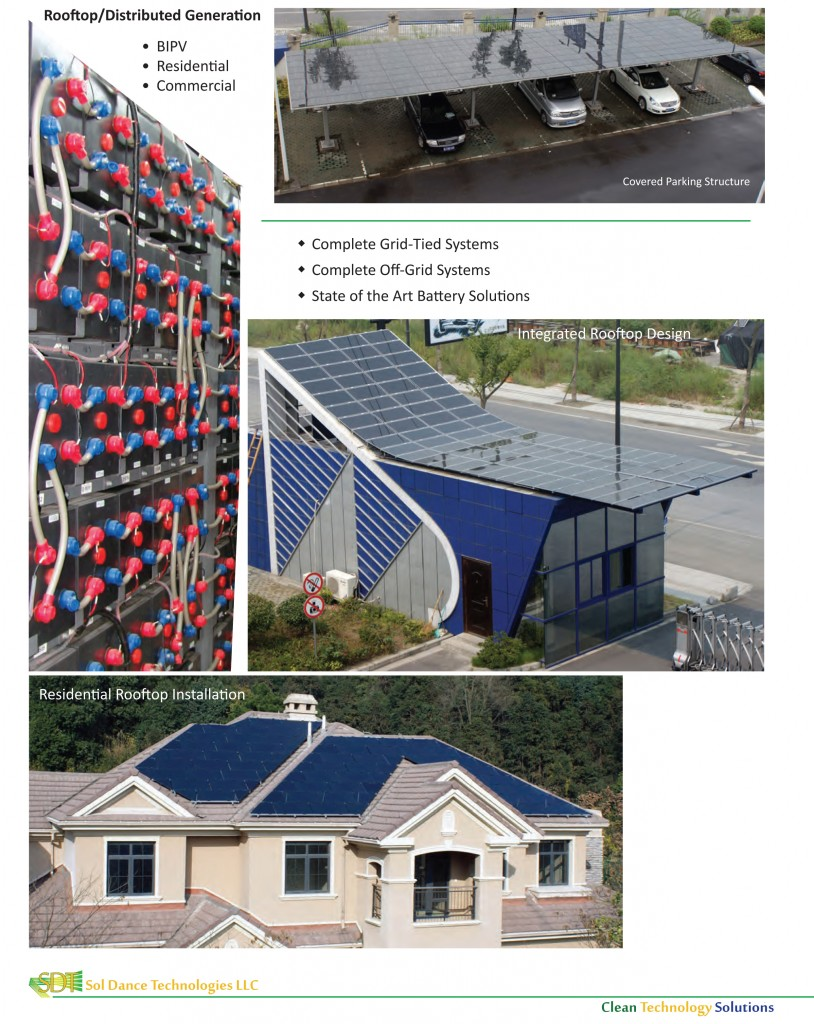 Rooftop--Distributed Generation